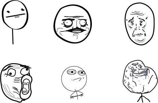 509x331 Popular Memes Cartoon Vector. Stock Images