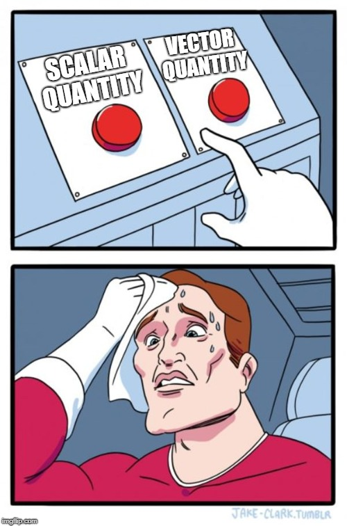 500x756 Two Buttons Meme