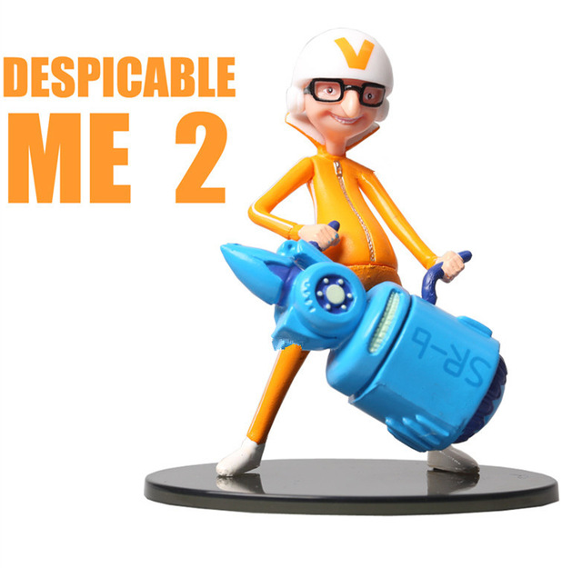 640x625 Vector New Cute Despicable Me 2 Minions Movie Character Figures