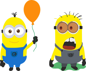 300x246 Minions Logo Vector (.cdr) Free Download