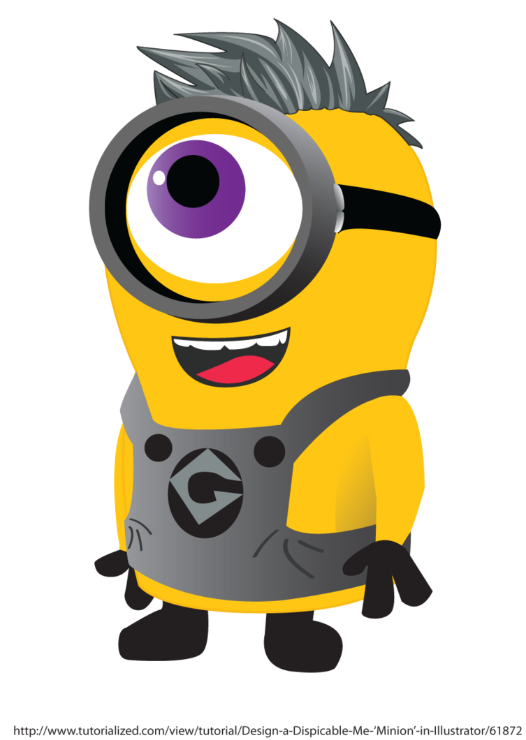 753x1060 19 Vector Minions File Huge Freebie! Download For Powerpoint