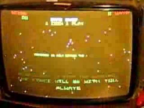 480x360 Amplifone Color Vector Xy Atari Arcade Video Monitor