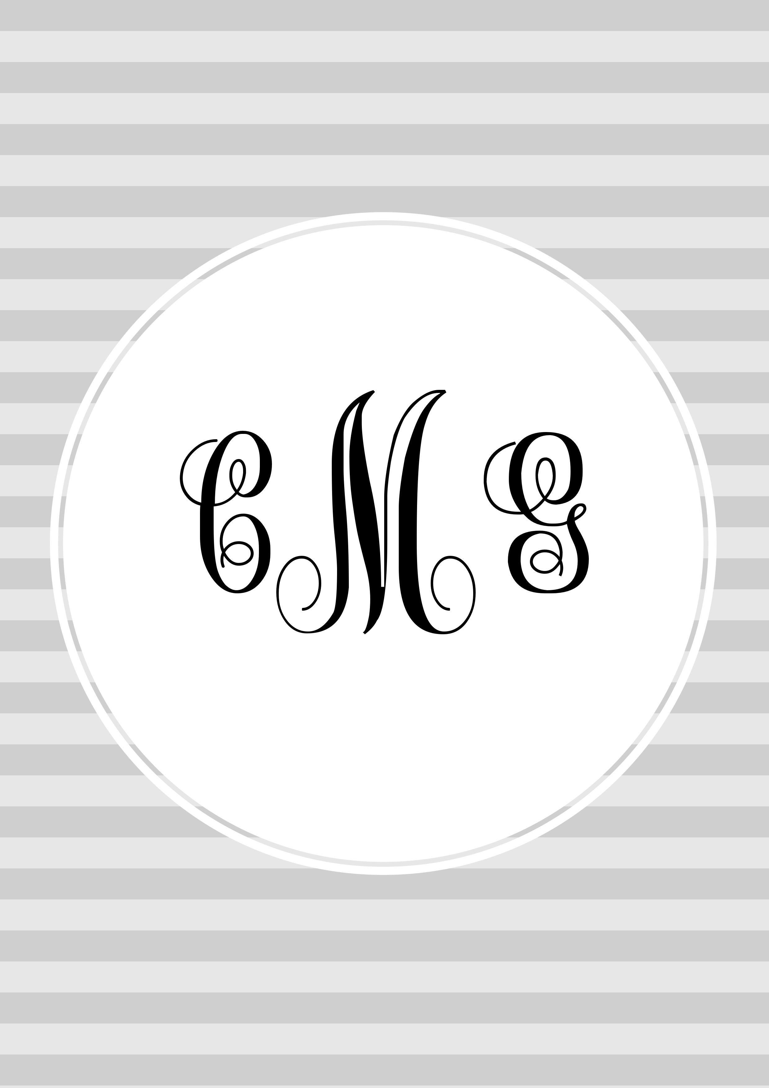 2480x3508 Free Wedding Monogram Maker Amp Monogram Generator Wedding Newsday