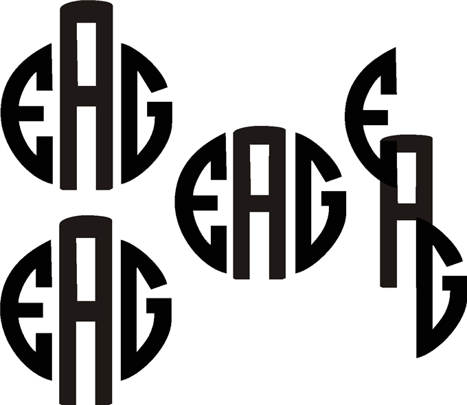 680x589 Monogram Generator Online Free Arts