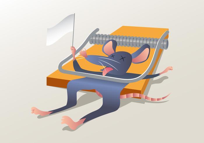 Vector Mouse Traps