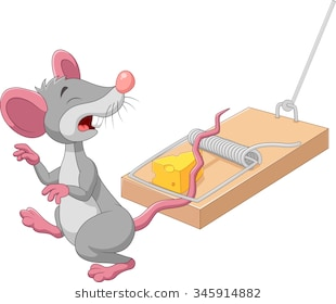 310x280 Mouse Trap Vector Clipart