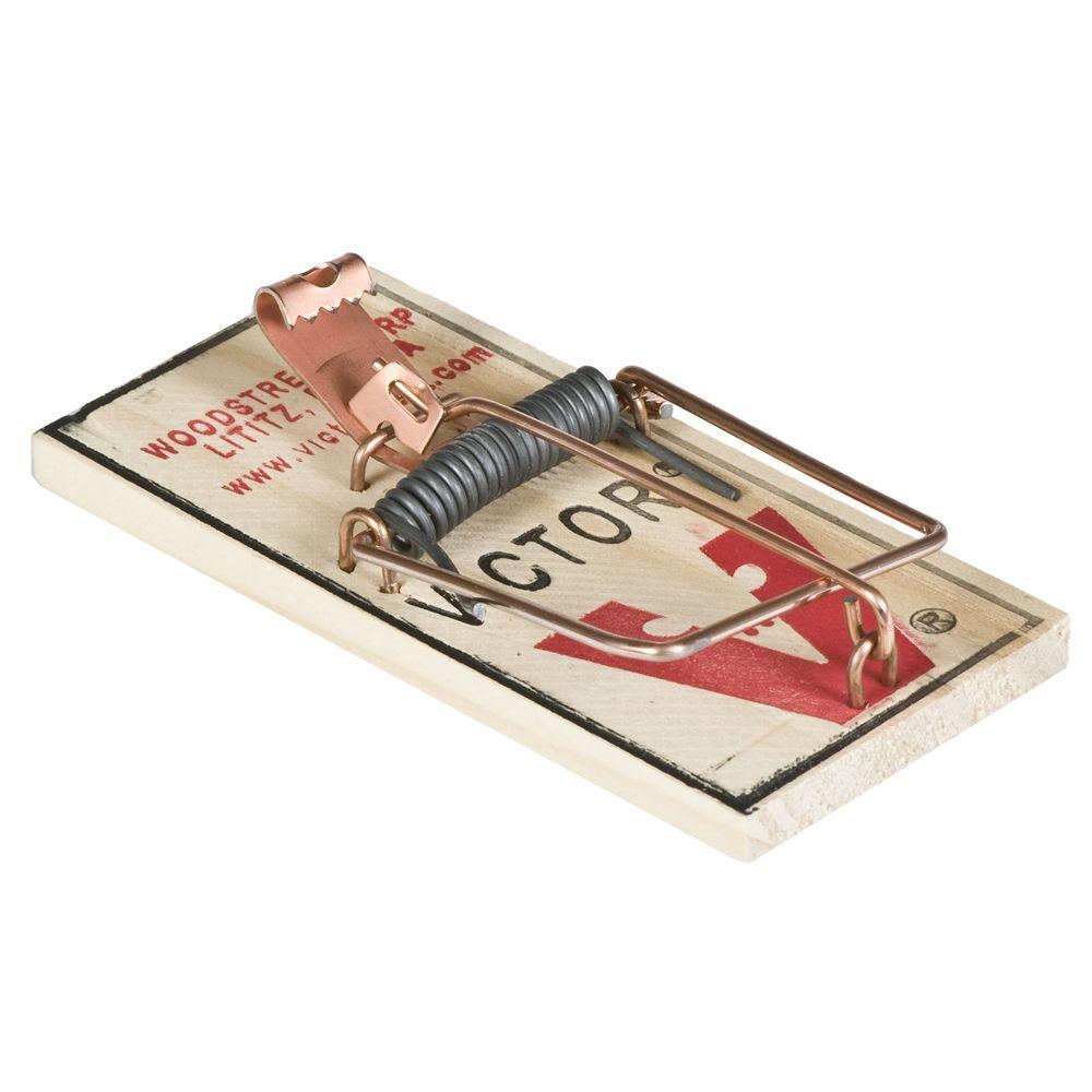 1000x1000 Victor Metal Pedal Mouse Trap M154w