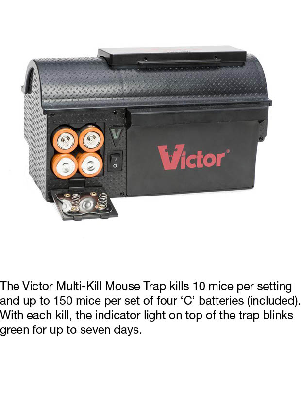 620x841 Victor Multi Kill Electronic Mouse Trap M260