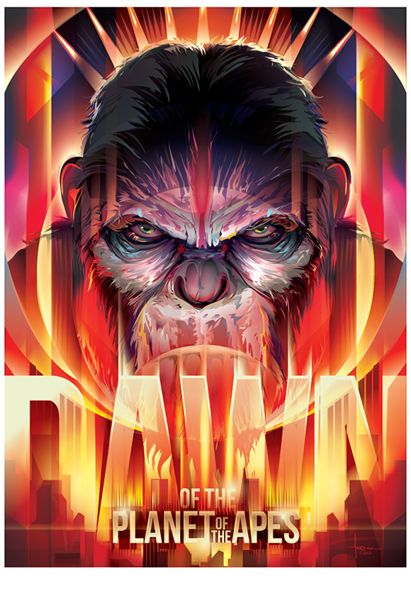 580x835 Movie Posters As Vector Art