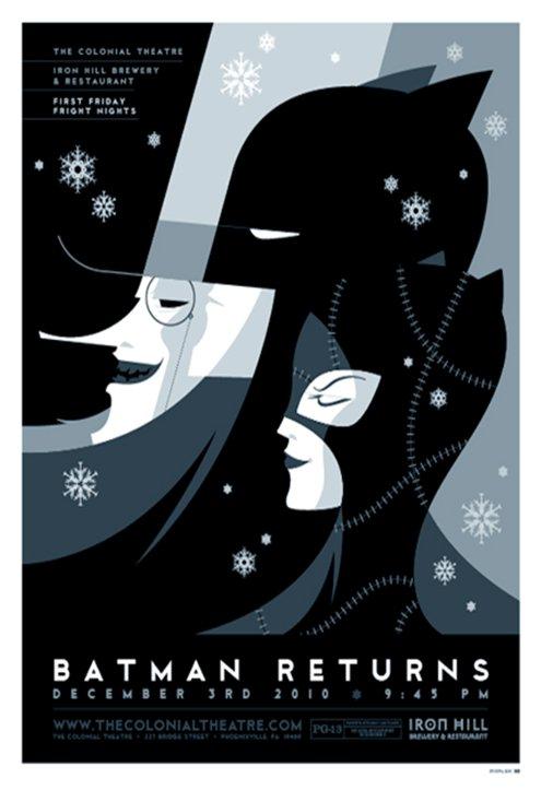 495x723 Top 50 Fan Art Movie Posters
