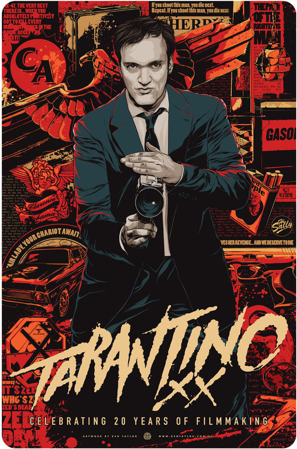 600x908 Best Movie Posters Tarantino Taylor Vector Images On Designspiration