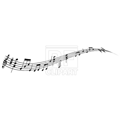 400x400 Music Notes Vector Image Vector Artwork Of Signs, Symbols, Maps