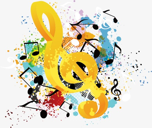 519x438 Musical Note, Cartoon, Vector, Music Png And Vector For Free Download
