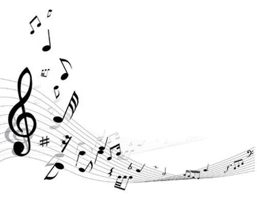500x401 Black Musical Note Clip Art Free Music Vector Graphics Amazing