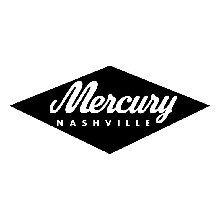 745x745 Mercury Nashville Free Vector 4vector