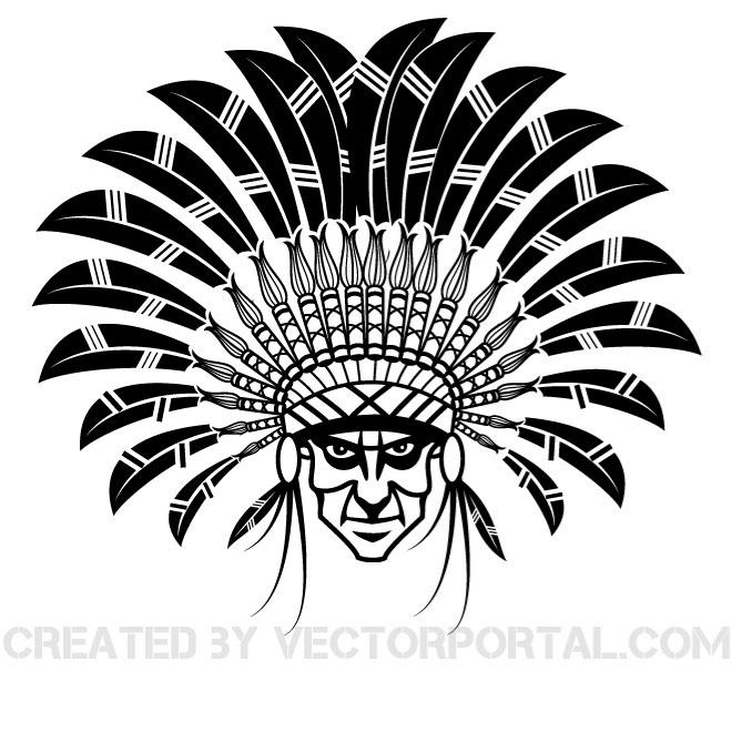 660x660 Free Native American Vectors 664 Downloads Found