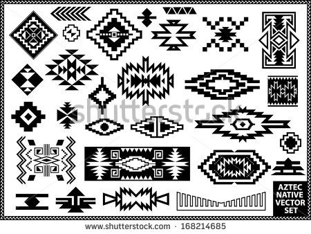 450x338 Native American Art Native American Navajo Aztec Pattern Vector