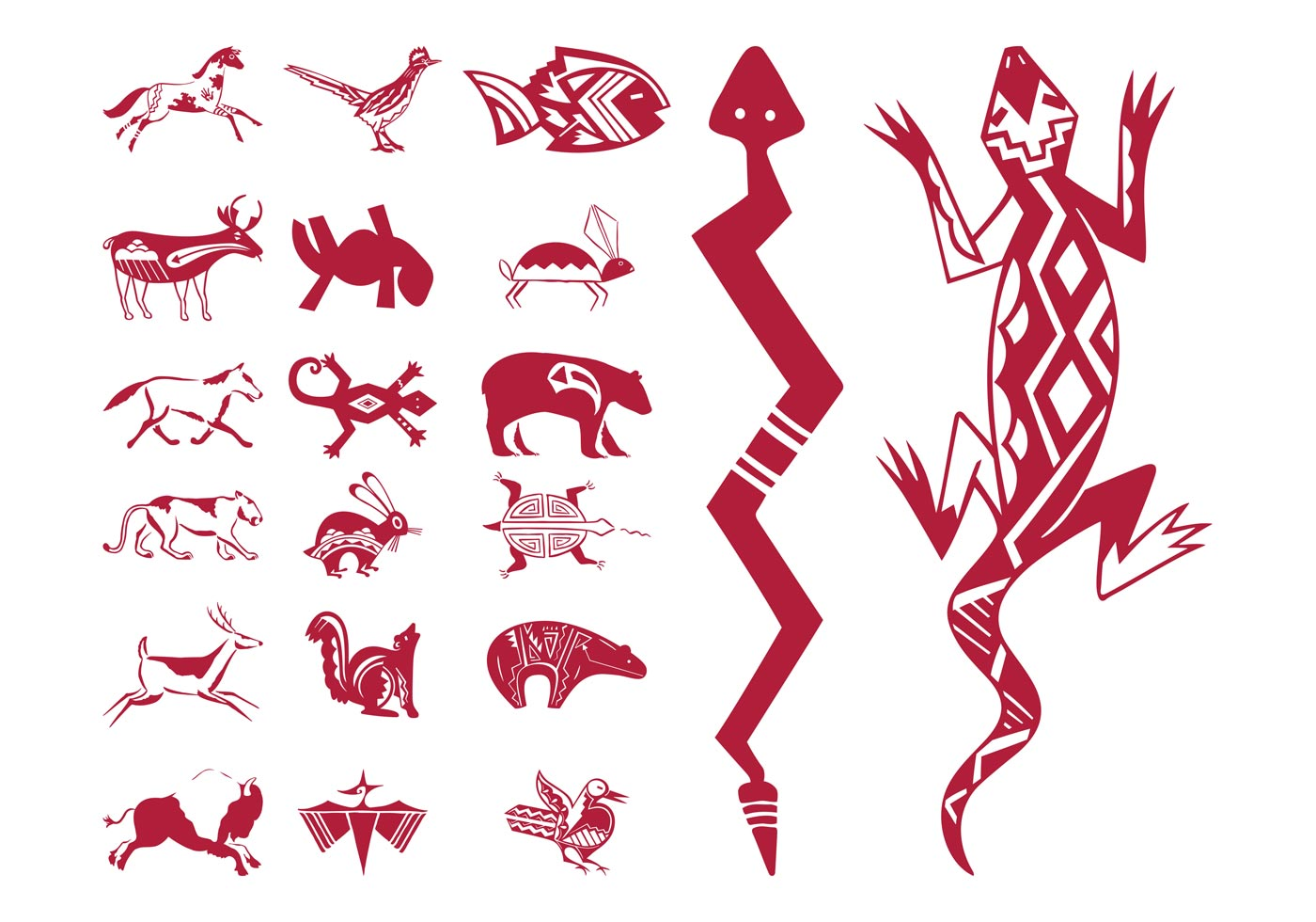 1400x980 Native American Designs