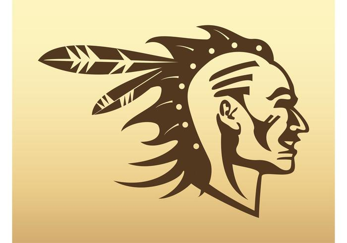 700x490 Vector Native American