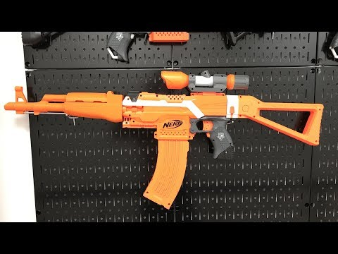 480x360 Nerf Ak47 And Nerf Kriss Vector Giveaway!! Awesome Nerf Guns