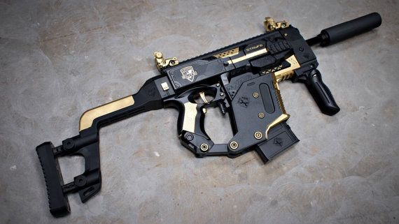 570x321 Nerf Stryfe Kriss Vector Update All Current By Jlcustomscreations