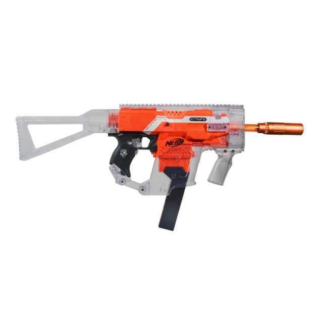 640x640 Worker Mod Kriss Vector Combo 12 Items For Nerf Stryfe Toy Color