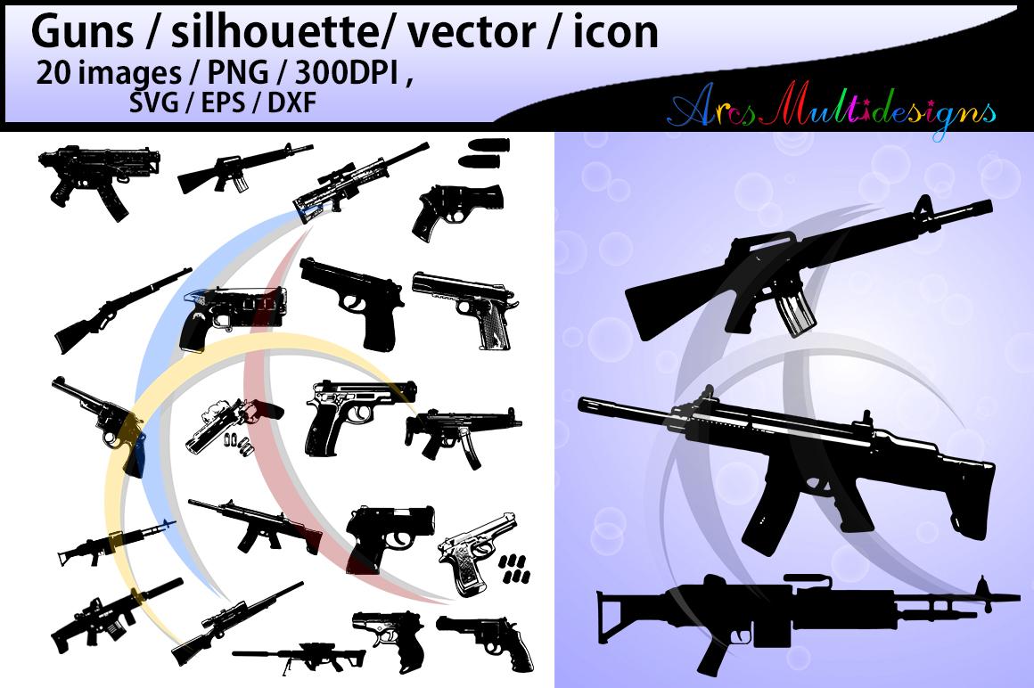 1160x772 Gun Silhouette Svg Guns Gun Clipart Nerf Guns Nerf Gun