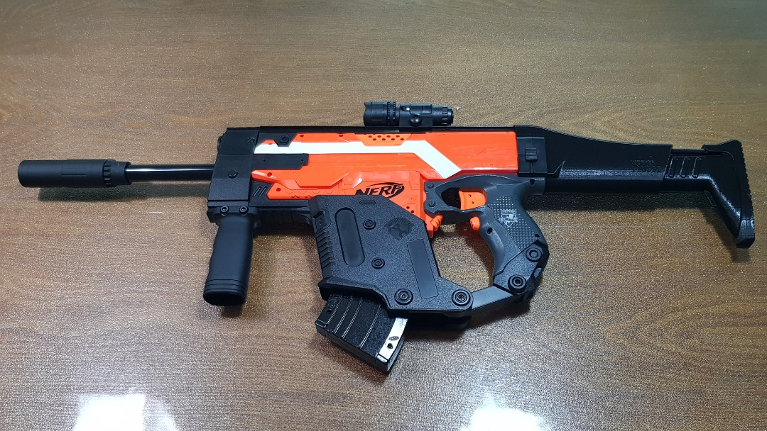 1080x608 Kriss Vector Nerf Gun, Toys Amp Games, Others On Carousell