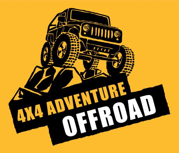 626x534 Offroad Adventure Logo Vector Premium Download