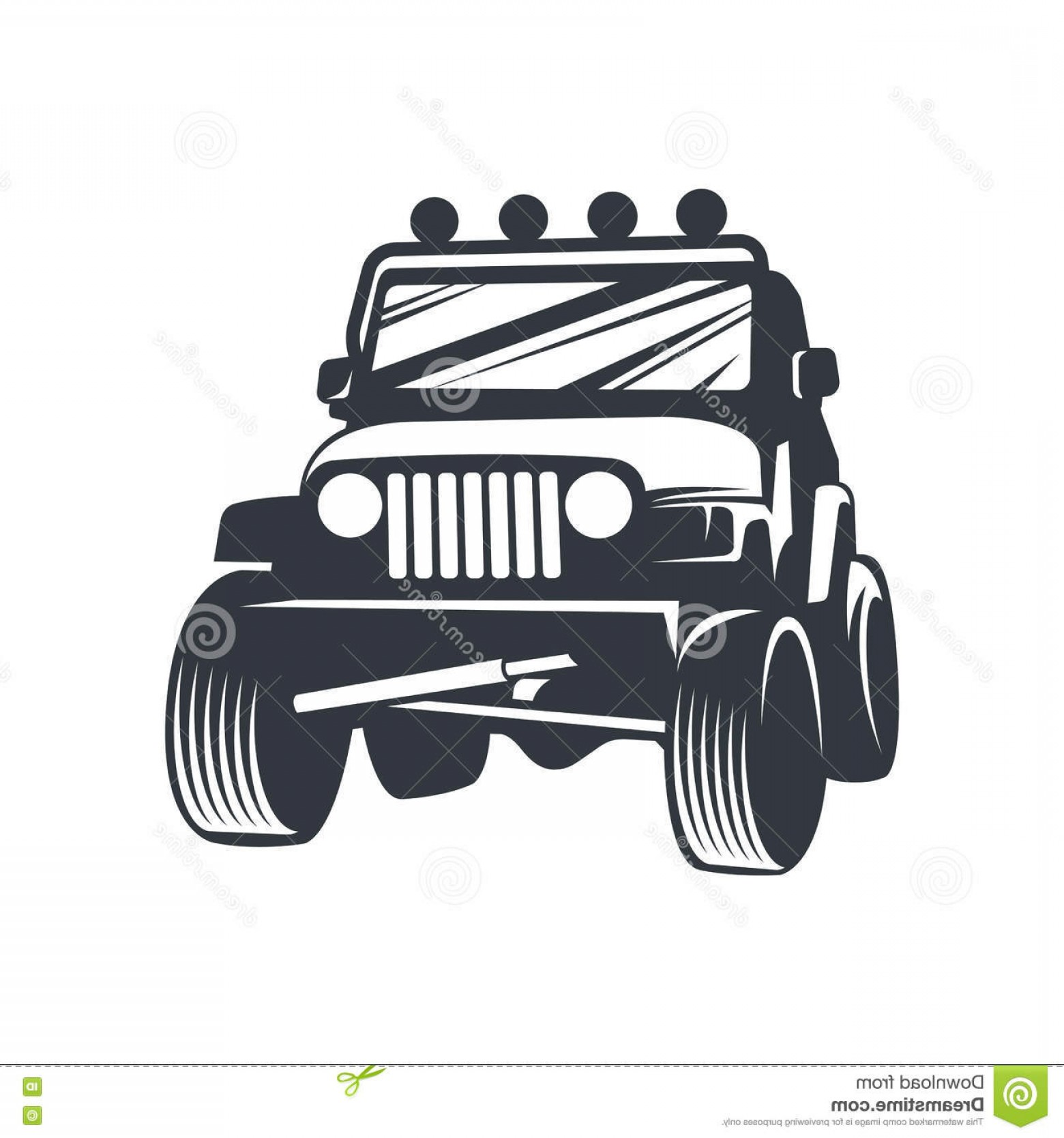 1560x1668 Stock Illustration Vector Offroad Car Off Road Logo Emblem Badge