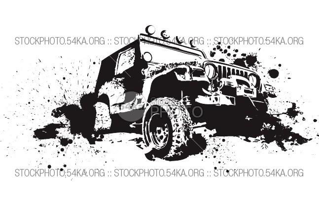 647x431 Vector Graphics Off Road