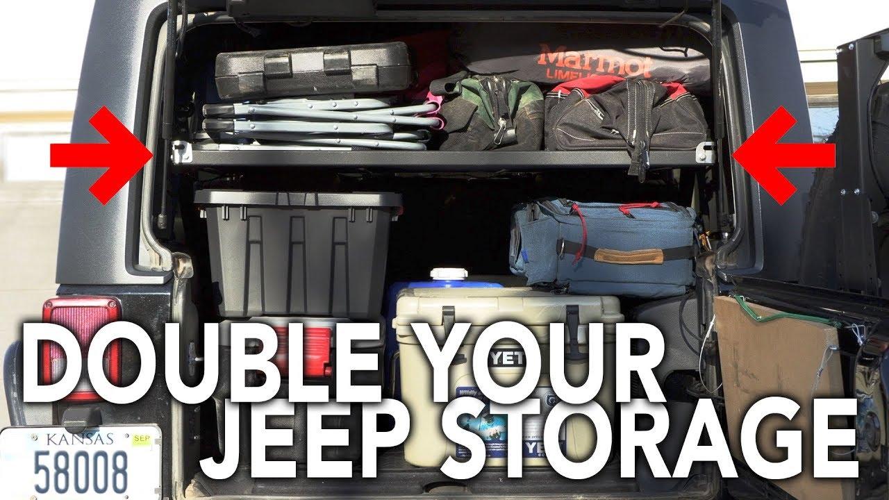 1280x720 Effective Jeep Storage Vector Offroad Highland Platform