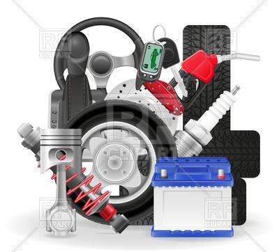 Vector Parts
