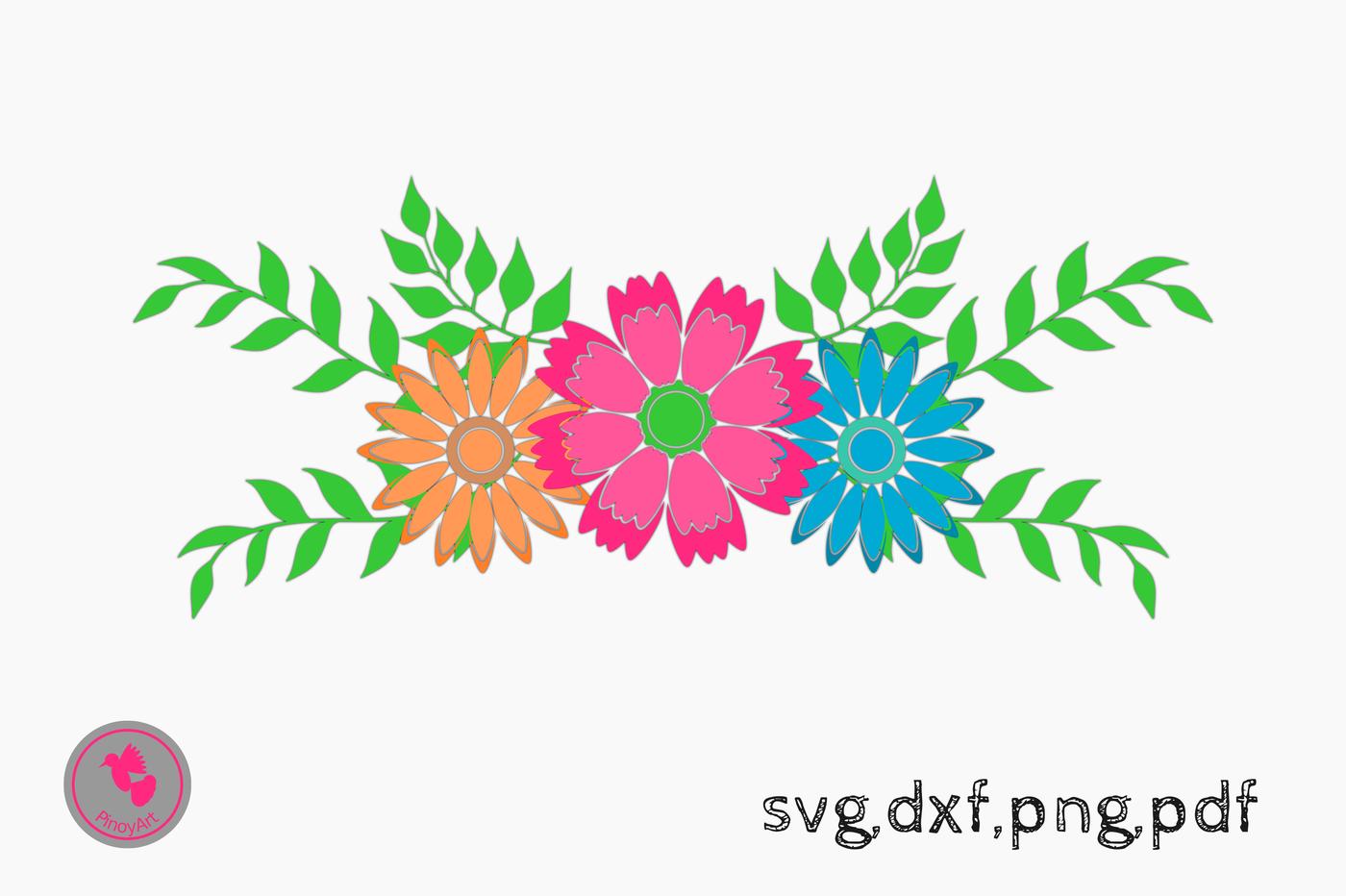 1400x932 Flower Svg, Flower Svg File, Flower Png, Flower Pdf, Flower Clip