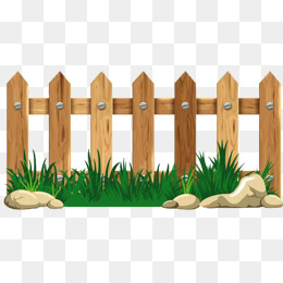 260x260 Wooden Fence Png Images Vectors And Psd Files Free Download On