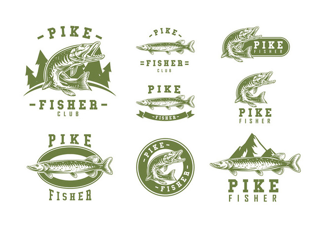 632x443 Pike Logo Vector Free Vector Download 408161 Cannypic