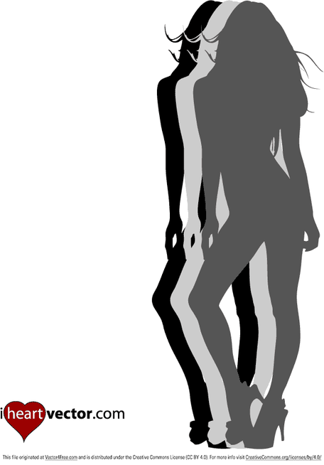 456x654 Free Pin Up Girl Clipart And Vector Graphics