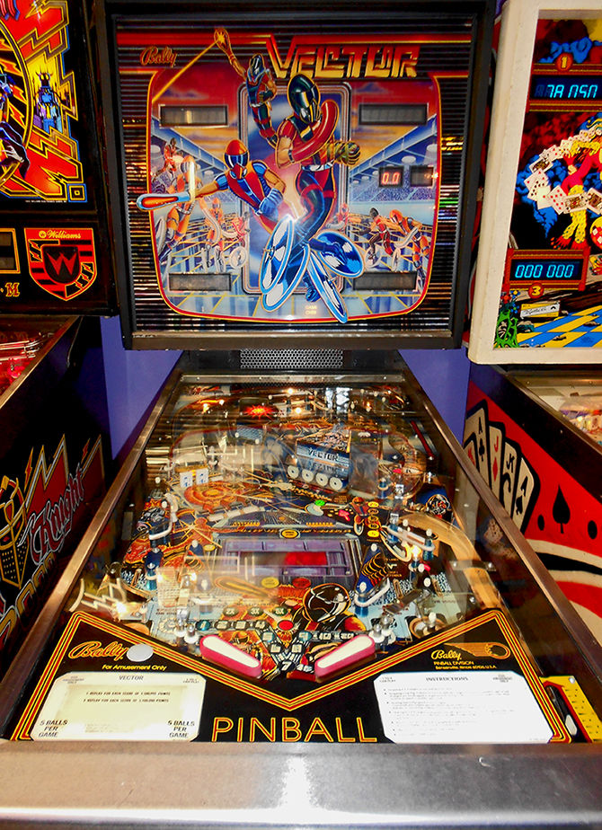 670x924 5 Must See Vintage Pinball Arcades Vintage Industrial Style