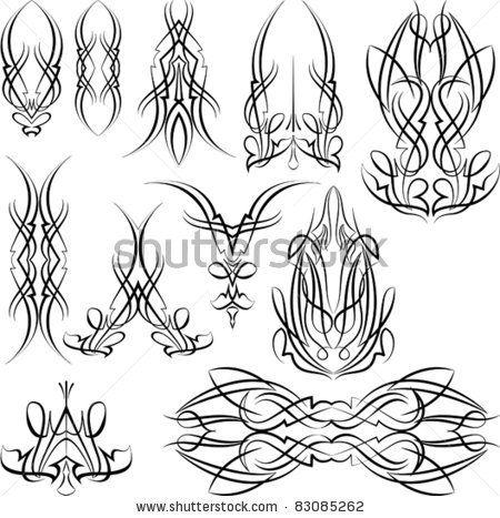 450x467 Pinstripe Design