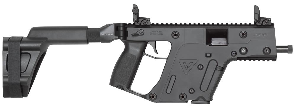 1000x364 Kriss Vector Gen Ii Sdp Sb Pistol Kv45 Psbbl20 45 Acp For Sale