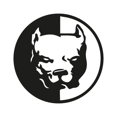 400x400 Free Pitbull Vector Pit Bull Vector Logo Pit Bull Logo Vector Free