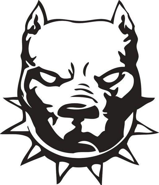 514x599 Resultado De Imagen Para Pitbull Logo Vector Apbt Excelencia In