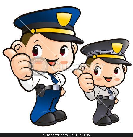 450x464 Police Clipart Cute 3809232