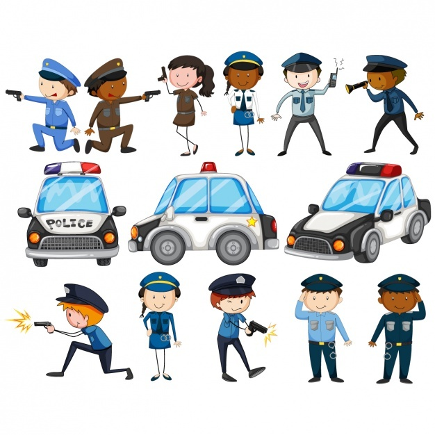 626x626 Policewoman Vectors, Photos And Psd Files Free Download