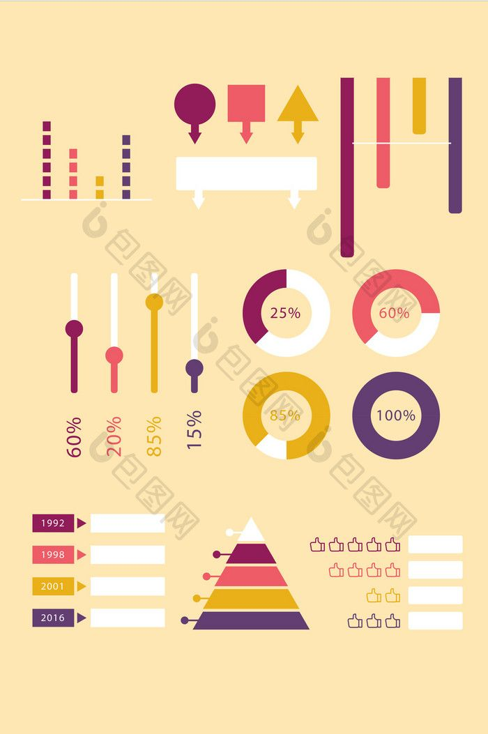 700x1053 Ppt Business Vector Icon Table Analysis Curve Infographic
