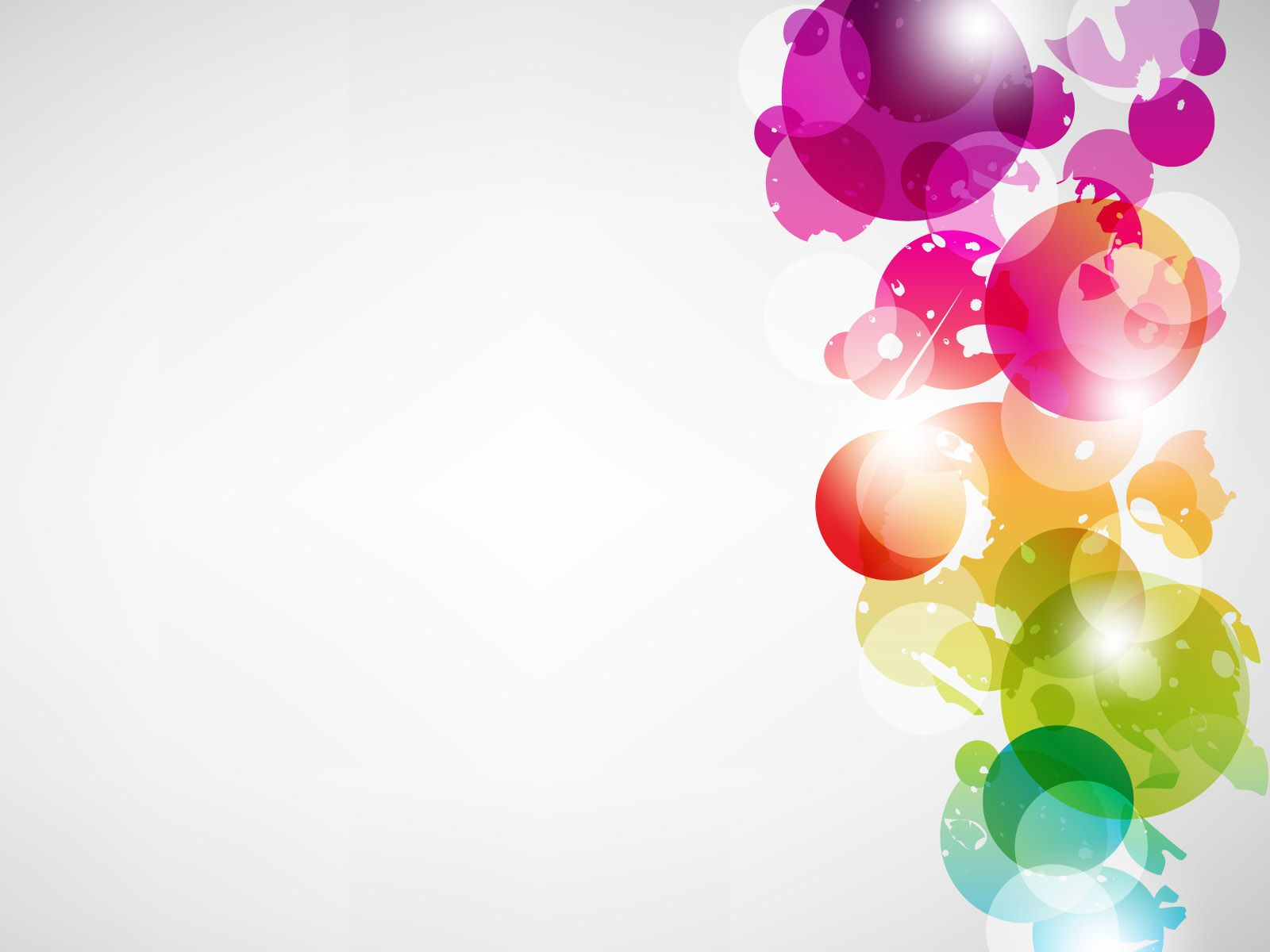 1600x1200 Abstract Multicolour Vector Powerpoint Backgrounds