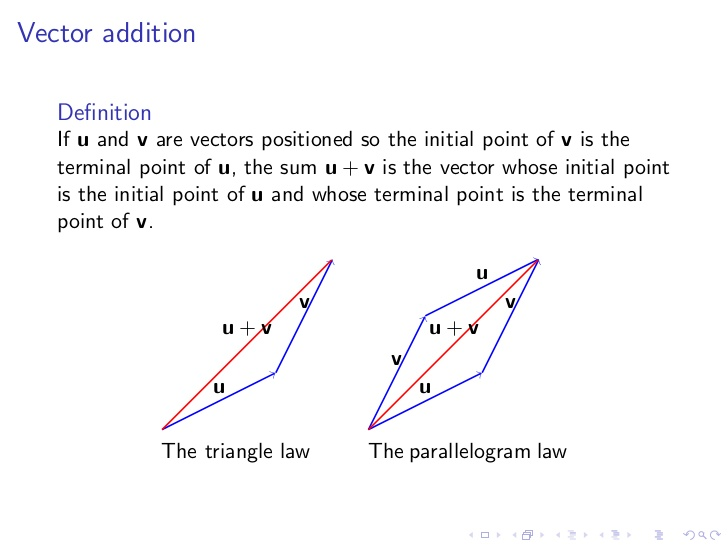 728x546 Lesson 2 Vectors And The Dot Product