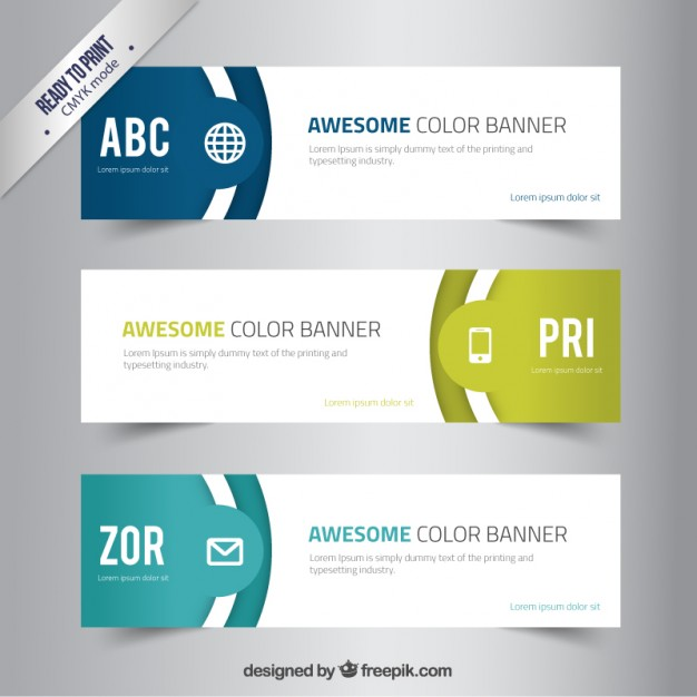 626x626 Website Banner Design Psd Free Download Awesome Color Banners
