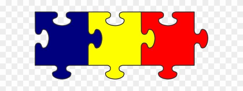 840x316 Puzzle Piece Top Clip Art At Clkercom Vector