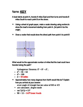270x350 Open Ended Questions Geometry Trigonometry Vector Analysis By